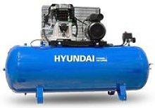 Hyundai 200L 3hp 14cfm Electric Air Compressor