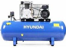 Hyundai HY3150S 150L Litre Belt Drive Electric Air