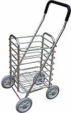 HYY-YY Lightweight Shopping Cart Mobility Cart 4