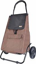 HYY-YY Shopping Cart Waterproof Basket Stairs