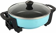 Hyzb Multi Cooker, Electric Frying Pan with Glass