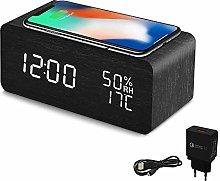 HZDHCLH 10W Digital Alarm Clock with