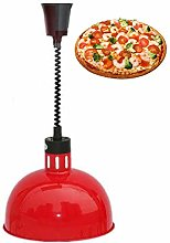 Hzlsy Commercial Food Warmer Heat Lamp Stainless