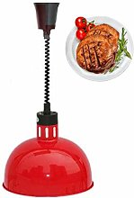 Hzlsy Commercial Heat Lamp Food Warmer, Hanging