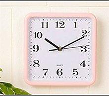 HZMM Wall clock Wall Clock Square Minimalist Wall