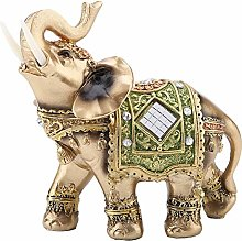 Hztyyier Feng Sshui Set Chinese Lucky Elephant