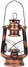 Hztyyier Kerosene Lamp with Bronze Color Vintage