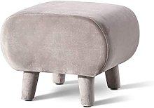 HZYDD chair Footrest Sofa Stool Small Ottoman