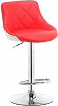 HZYDD Chair Modern Bar Chairs Colorful Front Desk