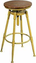HZYDD Creative Bar Chair High Chair Home Chair