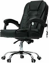 HZYDD New Office Chair, Computer Desk Game Massage