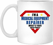 I'm A Medical Equipment Repairer What's