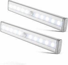 I LED strip I set of 2 LED night lights with