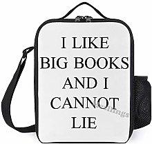 I Like Big Books and I Cannot Lie(Background