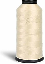 I Want Fabric BONDED NYLON 30'S RAW WHITE