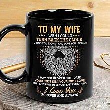 I Wish I Could Turn Back The Clock Coffee Mug