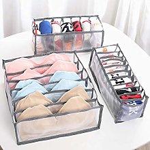 I3C 3PCS Underwear Drawer Organiser, Underwear