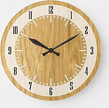 ian huan88 15 by 15-Inch Wall Clock, Real Scanned