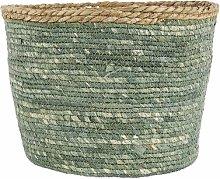 Ib Laursen - Corn Basket - Green - Small - Corn |