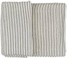 Ib Laursen - Cotton striped tablecloth
