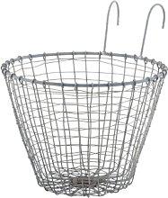 Ib Laursen - Gray Hanging Wire Basket