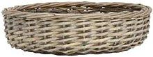 Ib Laursen - Round Wicker Bread Basket