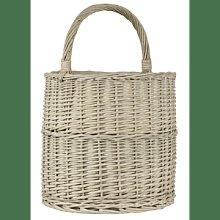 Ib Laursen - Tall Willow Basket