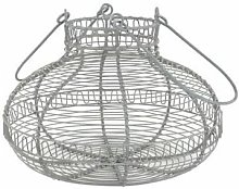 Ib Laursen - Wire Egg Basket