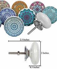 IBA Indianbeautifulart Multicolor Mix Mandala