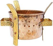IBA Indianbeautifulart Royal Traditional Copper