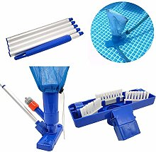 iBàste Pool Vacuum Cleaner, Pool Cleaner Kit With