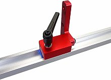 iBàste Woodworking Tool Miter Track Stop For 30mm