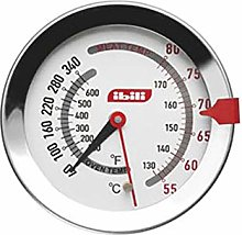 IBILI Food/Oven Thermometer with Probe, Stainless