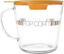 IBILI Popcorn Popper 2,8 l of Glass/Silicone,