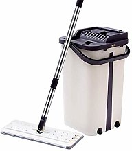 Ibuprofen Flat Mop and Bucket Cleaning Kit