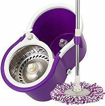 Ibuprofen Microfibre Mop and Bucket Floor Cleaning