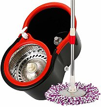 Ibuprofen Mop and Bucket Floor Cleaning Set with 4