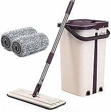 Ibuprofen Portable Home Cleaning Kit Swivel Mop nd