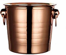 Ice Bucket, Ice Bucket Rose Gold High-Gloss