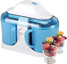 Ice Cream Makers 1L Homemade Frozen Yogurt Machine