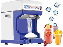 Ice Crusher Shaver Machine,Slushy Ice Cream Frozen