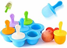 Ice Lolly Moulds Popsicle Maker, Ice Cream Mould