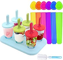 ice Lolly Moulds Silicone ice Cream Mould ice