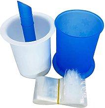 Ice Pop Mold Freeze Pops Maker Ice Lolly Yogurt