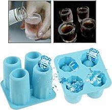 Ice Shot Glass Maker Mould- Make Shot