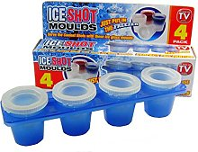 Ice Shot Glass Tray Mould by Lizzy®