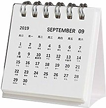 Icegrape Desk Calendar 2020 New Year Mini Simple