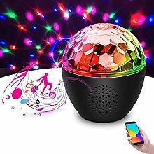 ICHDICH Disco Ball Lights Bluetooth DJ Party