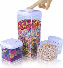 iChewie - BopTop (3pc Set) Airtight Food Storage