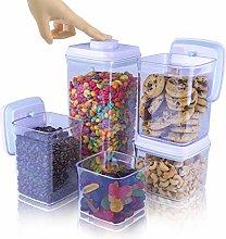 iChewie - BopTop (5pc Set) Airtight Food Storage
